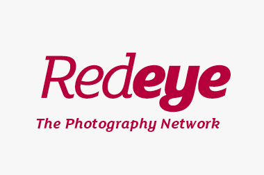 logotype for Redeye photography network