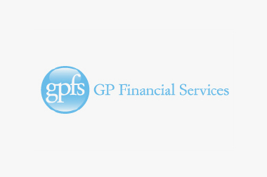 company logo for GP Financial Services