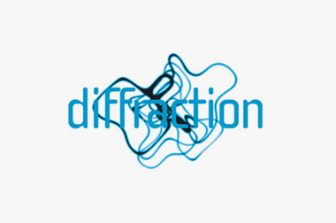 Diffraction exhibition logo