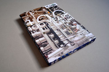 Cargill - 100 years in the Making, book and slipcase
